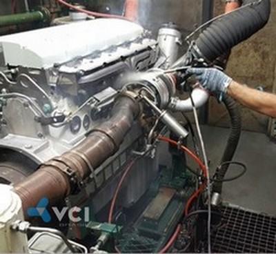 Anticorrosivo para oxido