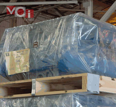 Fabrica de embalagens anticorrosivas