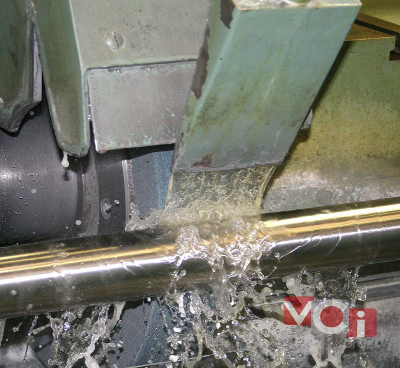 Fluido de corte para alumínio