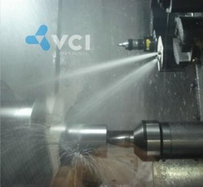 Proteção de metais contra ferrugem