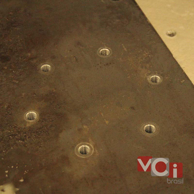 Produto para tratamento de corrosão